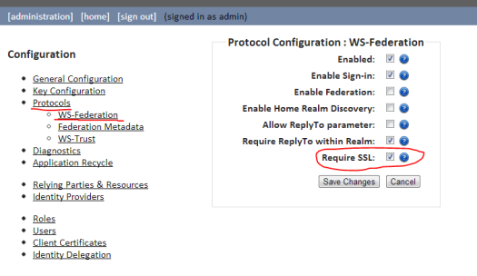 Claims-based authentication in .NET4.5 MVC4 with C#: External authentication with WS-Federation Part 2 Testing a real STS