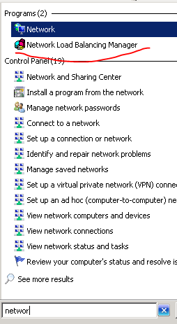 Web farms in  NET and IIS part 2: Network Load Balancer