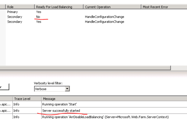 Remove one server at a a time during platform provisioning