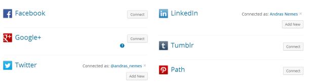 WordPress client management