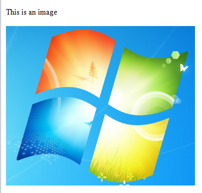 How to send emails in  NET part 8: adding images to HTML contents