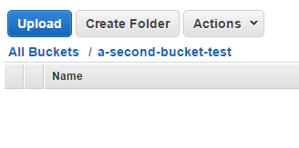 File removed from Amazon S3 bucket