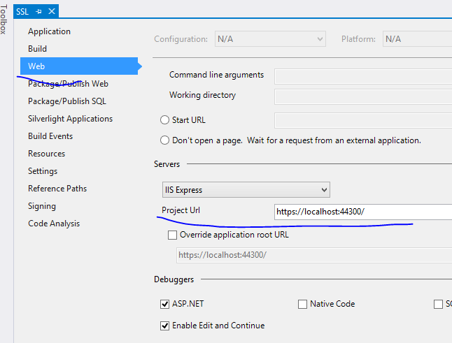 How To Enable Ssl For A Project In Visual Studio Exercises In