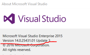 check-update-version-of-visual-studio