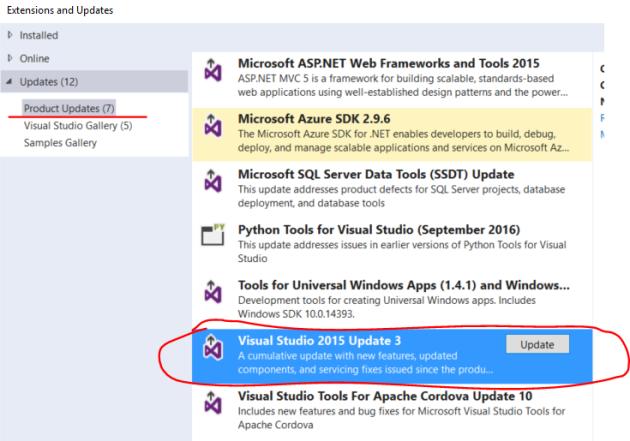 install-vs-2015-update-3
