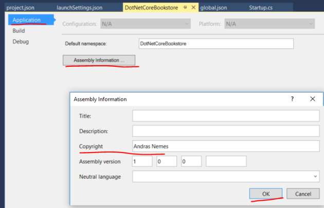 add-copyright-information-to-net-core-project-in-visual-studio